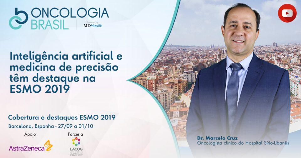 As novidades sobre medicina de precisão vistas no ESMO
