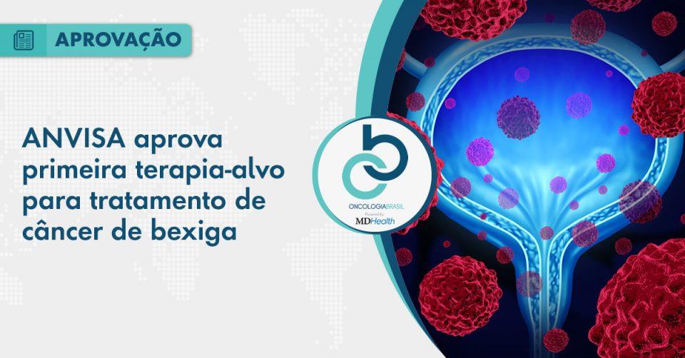 A primeira terapia-alvo para tratamento de câncer de bexiga