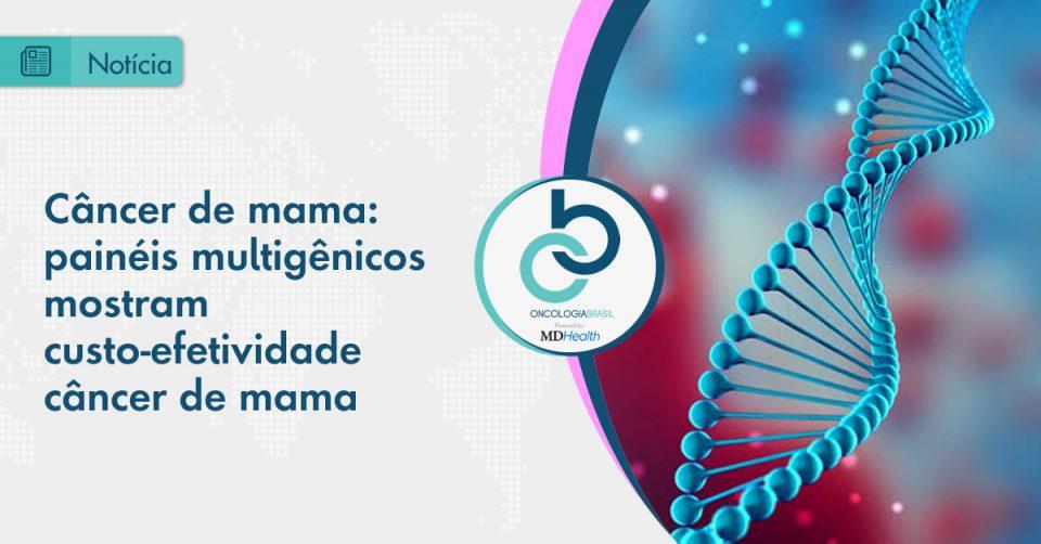 Testes genéticos para pacientes com câncer de mama e ovário têm se tornado uma realidade cada vez mais comum, na busca por alterações no DNA.