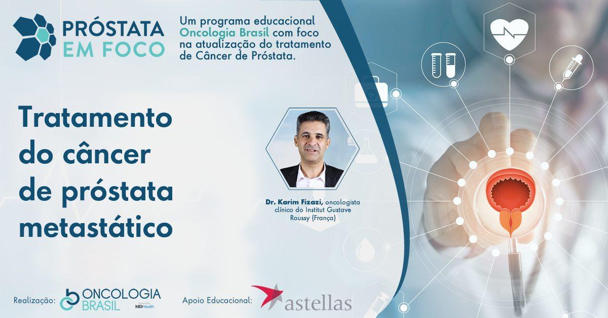 cancer de prostata tratamento)